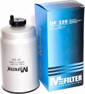 Mfilter DF 325 - Паливний фільтр autocars.com.ua