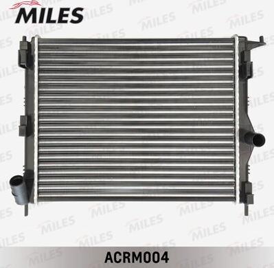 Miles acrm004 - Радиатор, охлаждение двигателя autodnr.net