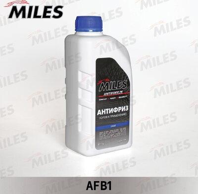 Miles afb1 - Антифриз autodnr.net