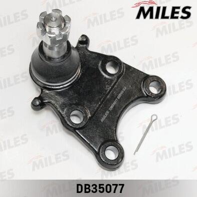 Miles DB35077 - Шаровая опора, несущий / направляющий шарнир car-mod.com