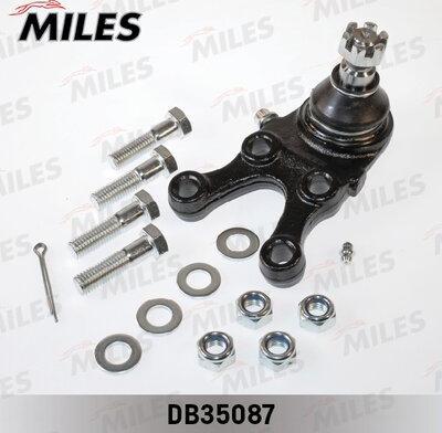 Miles DB35087 - Шаровая опора, несущий / направляющий шарнир car-mod.com