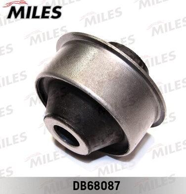 Miles DB68087 - Сайлентблок, рычаг подвески колеса car-mod.com