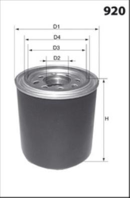 MISFAT DS001 - Патрон осушителя воздуха, пневматическая система car-mod.com