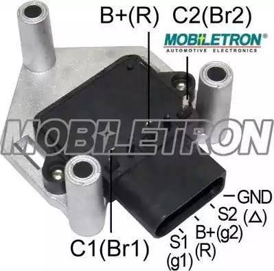 Mobiletron IG-B018 - Коммутатор, система зажигания avtokuzovplus.com.ua