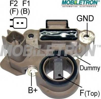 Mobiletron tb-m146 - Ремкомплект, генератор autodnr.net