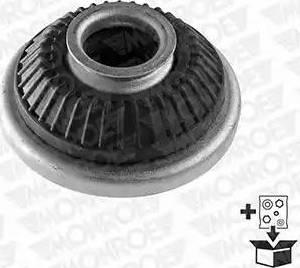 Monroe MK399 - Опора стійки амортизатора, подушка autocars.com.ua