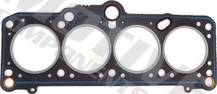 MOTIVE HGW960 - Прокладка, головка цилиндра car-mod.com