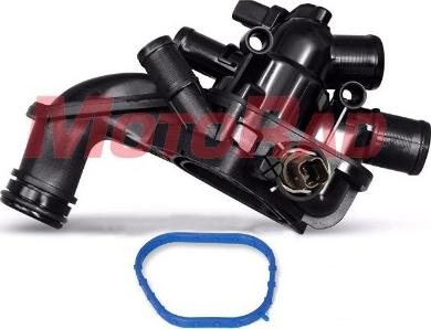 Motorad 895-105K - Термостат, охлаждающая жидкость car-mod.com