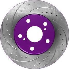 NiBK RN1305DSET - Экономичный тормозной диск avtokuzovplus.com.ua