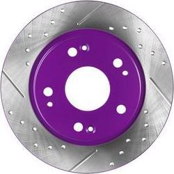 NiBK RN1362DSET - Экономичный тормозной диск avtokuzovplus.com.ua