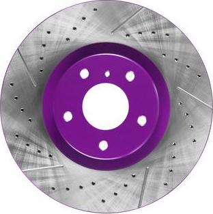 NiBK RN1423DSET - Экономичный тормозной диск car-mod.com