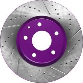 NiBK RN1516DSET - Экономичный тормозной диск avtokuzovplus.com.ua