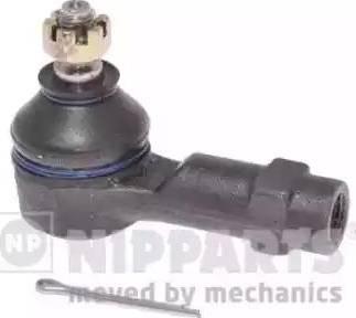Nipparts J4820502 - Наконечник поперечной рулевой тяги autodnr.net