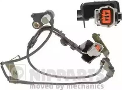 Nipparts J5003000 - Датчик ABS, частота вращения колеса autodnr.net