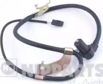Nipparts N5008000 - Датчик ABS, частота вращения колеса autodnr.net