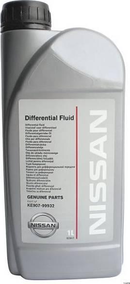 NISSAN KE90799932R - Масло, вспомогательный привод car-mod.com