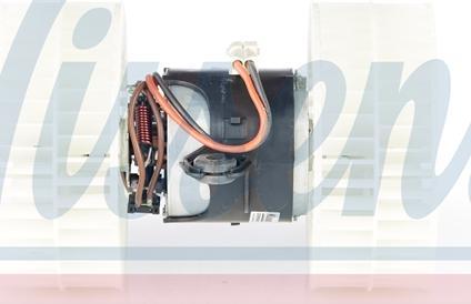 Nissens 87212 - Вентилятор салона car-mod.com