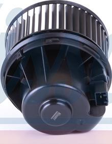 Nissens 87489 - Вентилятор салона car-mod.com