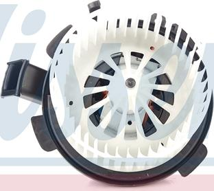 Nissens 87503 - Вентилятор салона car-mod.com