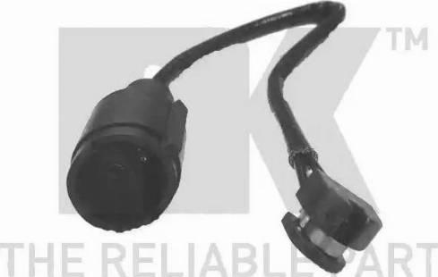NK 280008 - Сигнализатор, износ тормозных колодок autodnr.net
