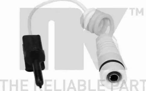 NK 280050 - Сигнализатор, износ тормозных колодок autodnr.net