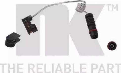 NK 280133 - Сигнализатор, износ тормозных колодок autodnr.net