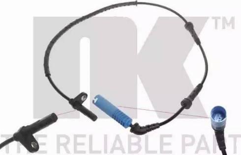 NK 291527 - Датчик ABS, частота вращения колеса autodnr.net