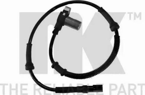 NK 292510 - Датчик ABS, частота вращения колеса autodnr.net