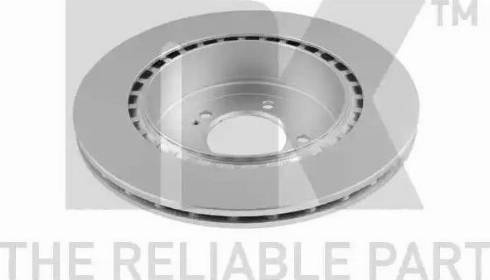 NK 313081 - Тормозной диск autodnr.net