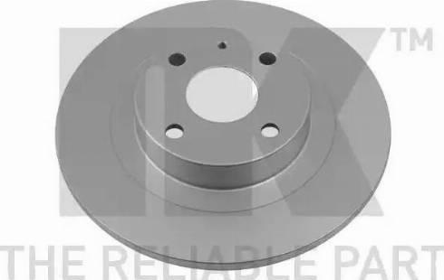 NK 313248 - Тормозной диск autodnr.net