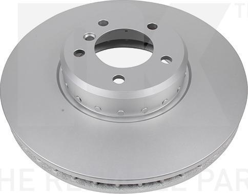 NK 341572 - Тормозной диск autodnr.net