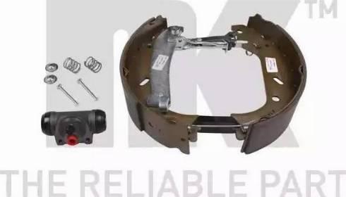 NK 441958801 - Комплект тормозов, барабанный тормозной механизм autodnr.net
