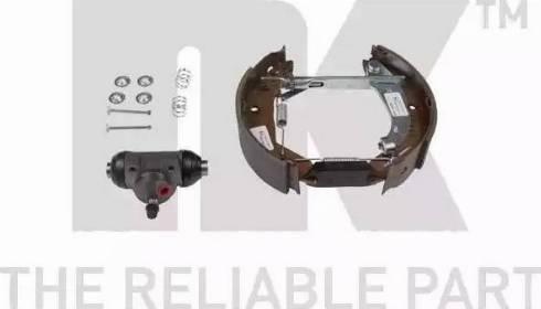 NK 449938903 - Комплект тормозов, барабанный тормозной механизм autodnr.net