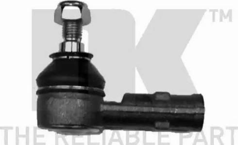 NK 5033326 - Наконечник рульової тяги, кульовий шарнір autocars.com.ua