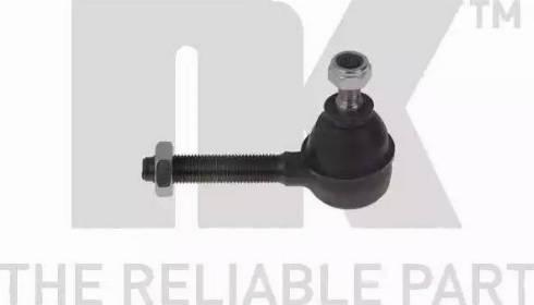 NK 5033702 - Наконечник рулевой тяги, шарнир car-mod.com