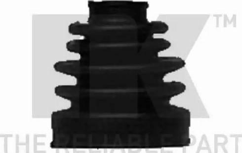 NK 522603 - Комплект пылника, приводной вал autodnr.net