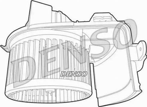 NPS DEA23004 - Вентилятор салона car-mod.com