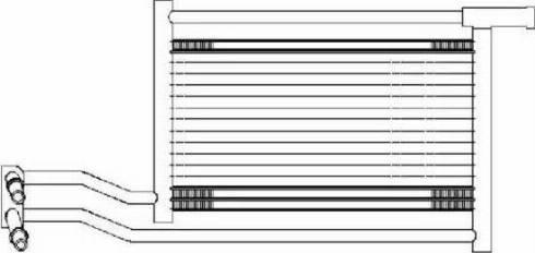 NRF 31137 - Масляный радиатор, автоматическая коробка передач autodnr.net