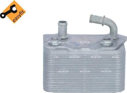 NRF 31774 - Масляный радиатор, ступенчатая коробка передач car-mod.com