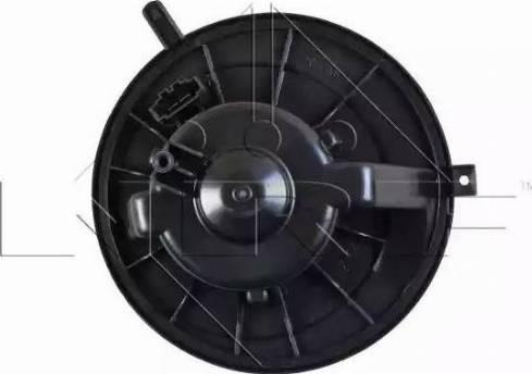 NRF 34004 - Вентилятор салона car-mod.com