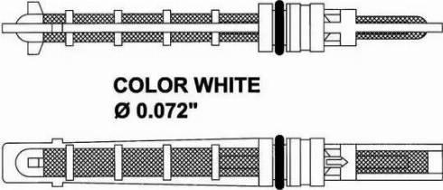 NRF 38211 - Расширительный клапан, кондиционер car-mod.com