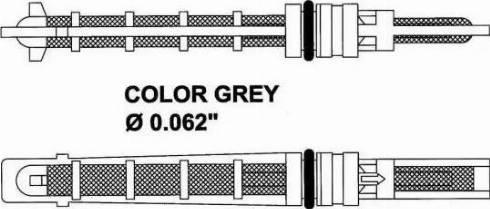 NRF 38213 - Расширительный клапан, кондиционер car-mod.com