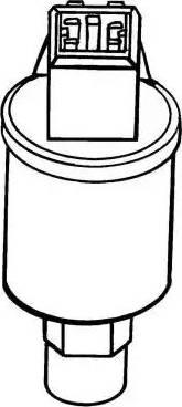 NRF 38900 - Пневматический выключатель, кондиционер car-mod.com