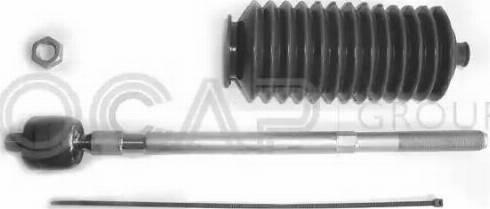 OCAP 0604204-K - Ремкомплект, рулевой механизм car-mod.com