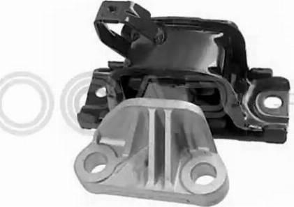 OCAP 1226260 - Подушка, підвіска двигуна autocars.com.ua