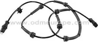 Odm-Multiparts 97-990358 - Датчик ABS, частота вращения колеса autodnr.net