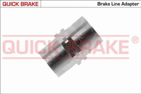 OJD Quick Brake ODD - Адаптер, трубопровод тормозного привода avtokuzovplus.com.ua