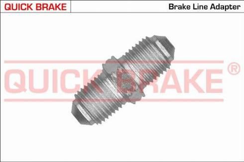 OJD Quick Brake OEE - Адаптер, трубопровод тормозного привода avtokuzovplus.com.ua