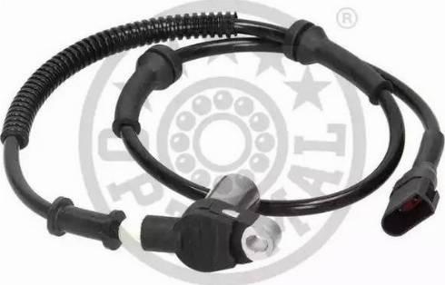 Optimal 06-S337 - Датчик ABS, частота вращения колеса autodnr.net