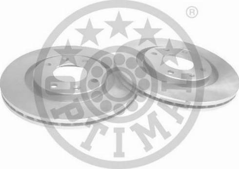 Optimal BS-2400C - Тормозной диск autodnr.net